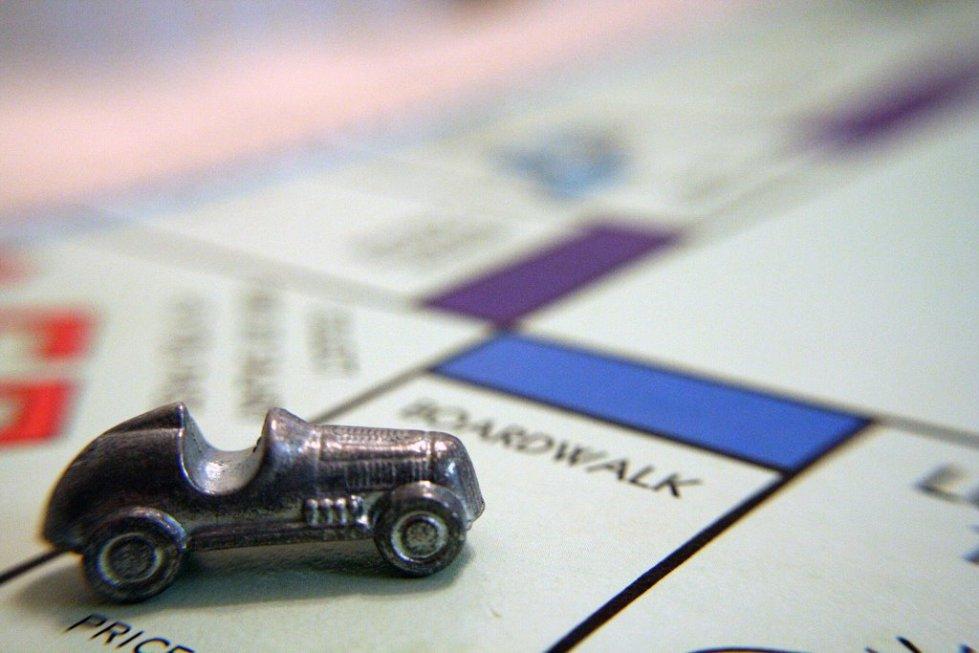 Monopoly car
