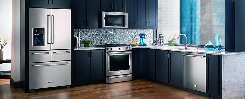 ... Major Kitchen Appliances
